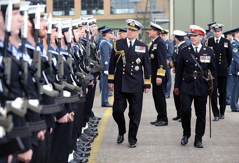 Британская армия испытывает существенную нехватку квалифицированных кадров