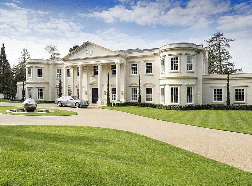 Дочь депутата Госдумы купила в Англии особняк за 2 млрд