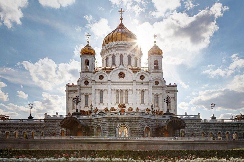 московский храм Христа Спасителя