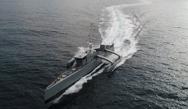 Катер Sea Hunter