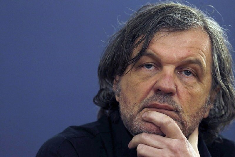Эмир Кустурица представил публике свою новую - третью по счету - книгу
