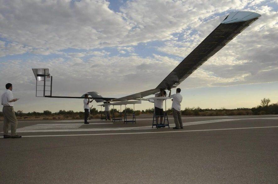 Беспилотник Airbus установил новый мировой рекорд, проведя в воздухе почти 26 дней
