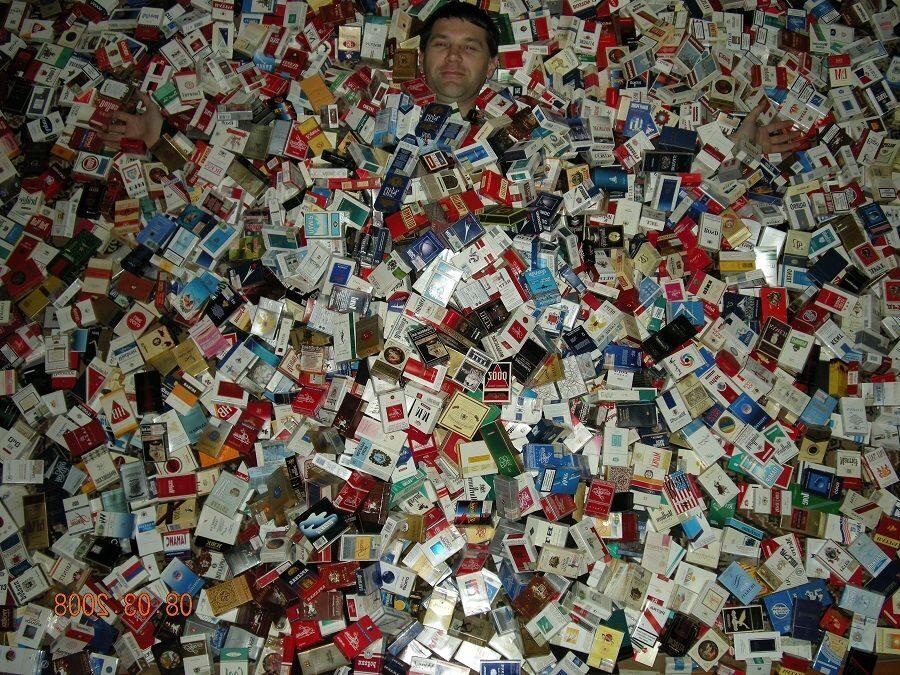 уралец фото коллекции пустых пачек от сигарет настоящее время мода