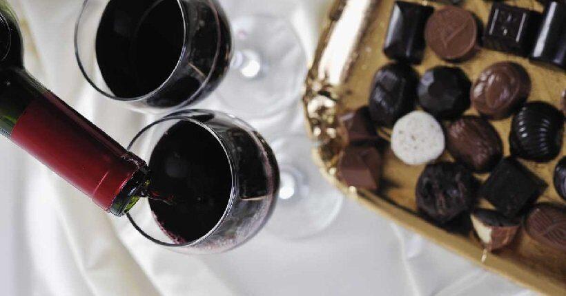 Умеренное употребление шоколада, пива и красного вина способно продлить жизнь