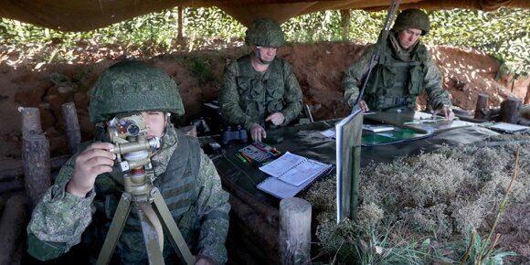 Учения Восток-2018 с участием 300 тыс. военнослужащих начались в России