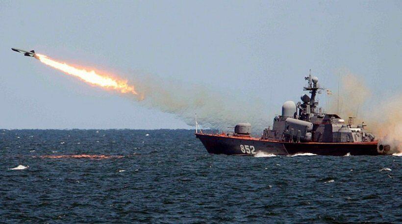 Корабли и самолеты РФ на учениях в Средиземном море проведут ракетные стрельбы