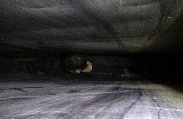 Сибиряк нанесколько дней застрял ввентиляционной шахте из-заселфи