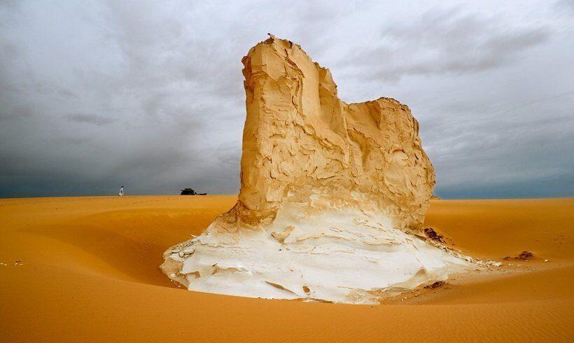 Египет пустыня