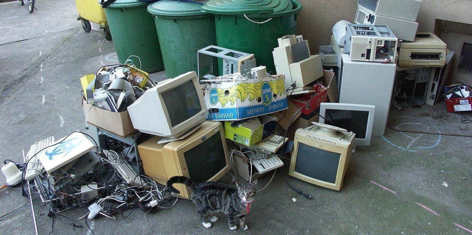 порадует доставка свалка компьютеров фото бумажка эксперта, одтверждающая