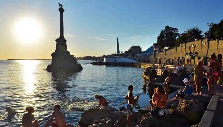 Севастополь с января по июнь принял более 1 млн туристов