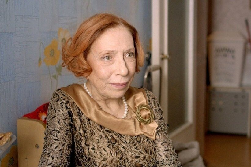 Народная артистка СССР Инна Чурикова