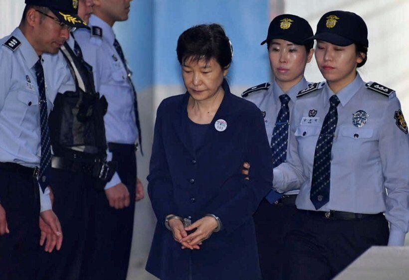 Экс‐президент Южной Кореи проведет в тюрьме четверть века