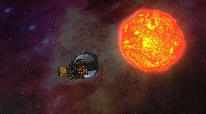 Американский зонд успешно выполнил гравитационный маневр у Венеры на пути к Солнцу