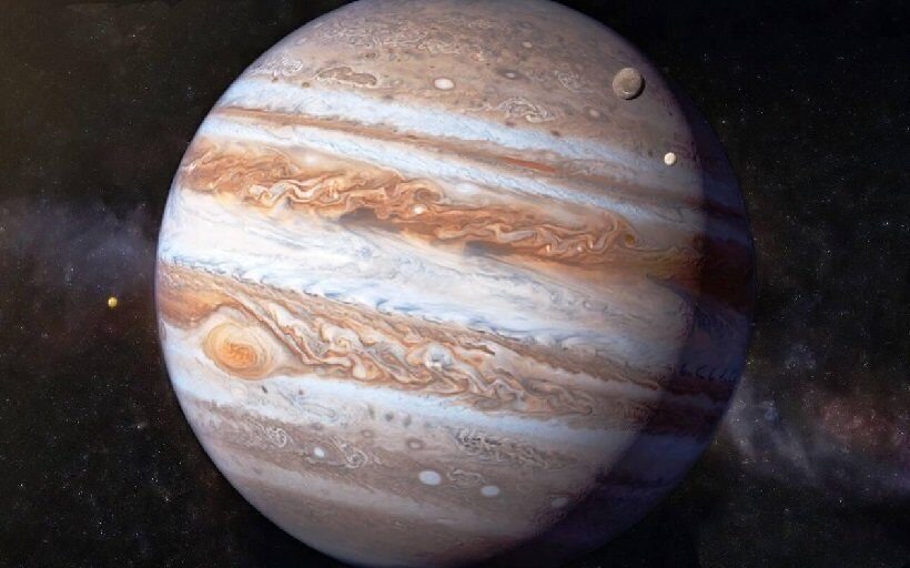 полностью готов юпитер и земля планета фото чем особенности окраса