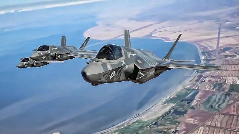 Пентагон засомневался в истребителе F-35