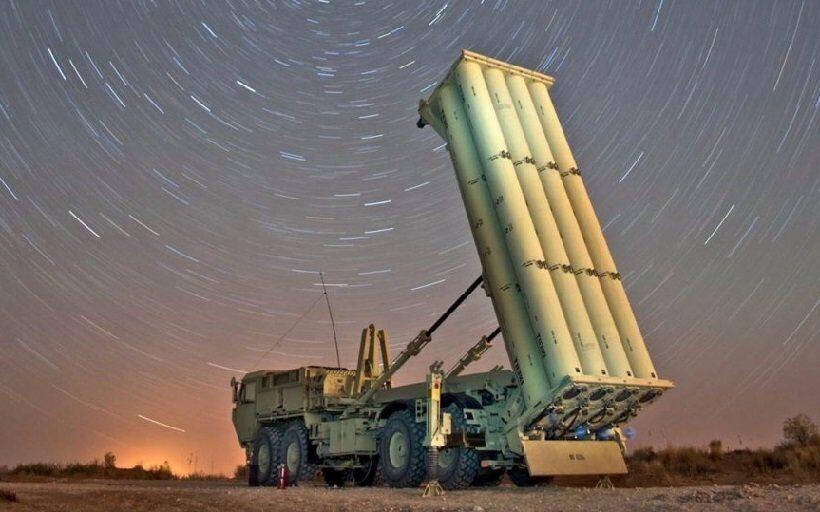 зенитный ракетный комплекс THAAD