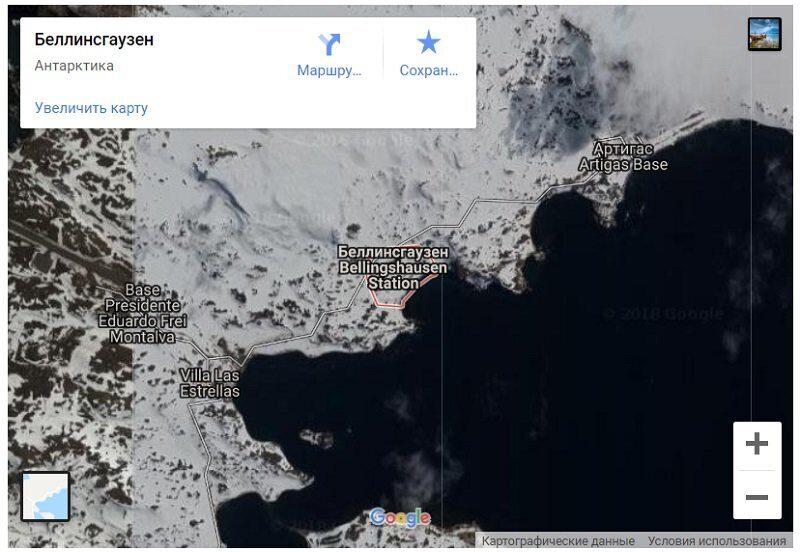 На антарктической станции инженер попытался убить сварщика