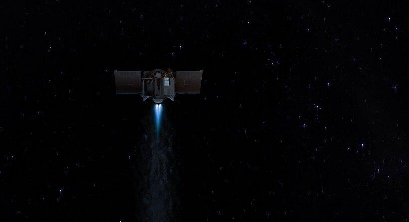 Американский космический зонд OSIRIS-REx