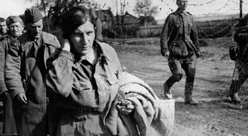 Тонька-пулеметчица Антонина Гинзбург