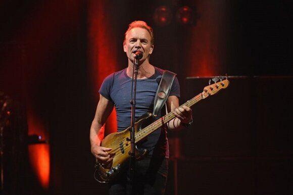 Певец Стинг в ноябре даст концерты в четырех городах России