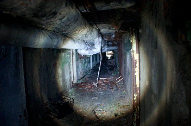 самое страшное место в Припяти