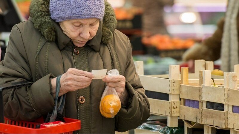 70 процентов россиян живут в условиях экономии