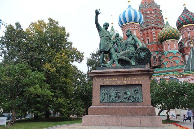 Более 2 млн руб. собрано на реставрацию памятника Минину и Пожарскому