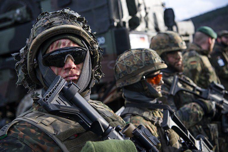 Солдаты НАТО разоряли поля и справляли нужду у детских садов