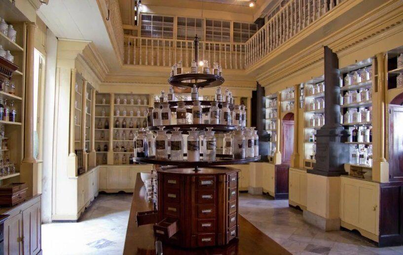 Museo Farmaceutico, Matanzas