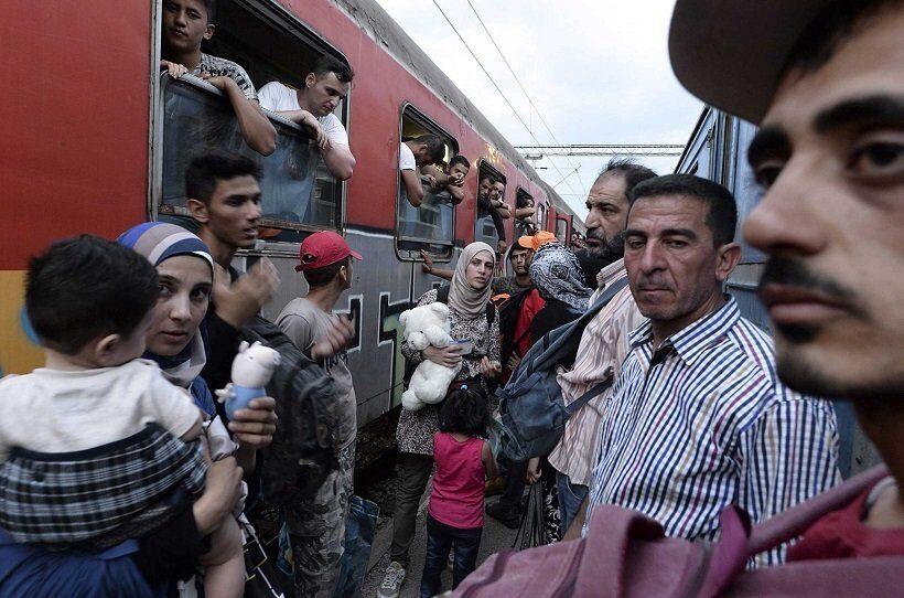 Канада депортировала лишь 400 нелегалов из 34 тысяч, попавших в страну из США