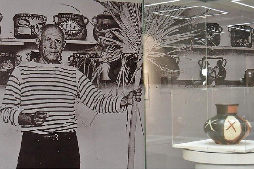 Выставка керамики и гравюр Пабло Пикассо
