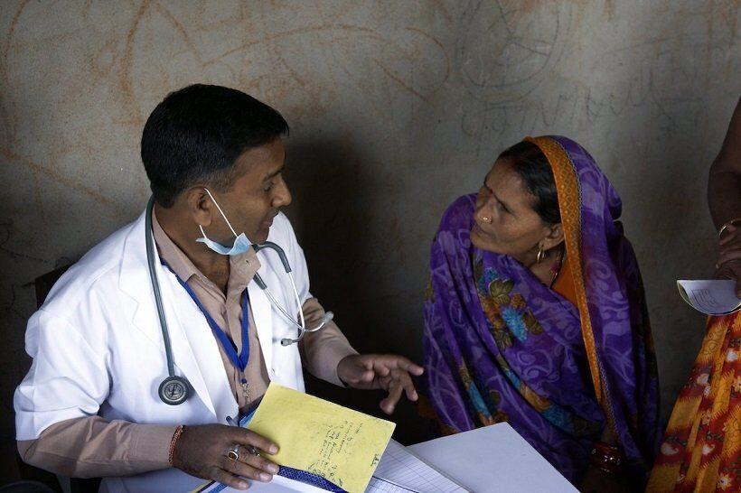 медицинское страхование в Индии