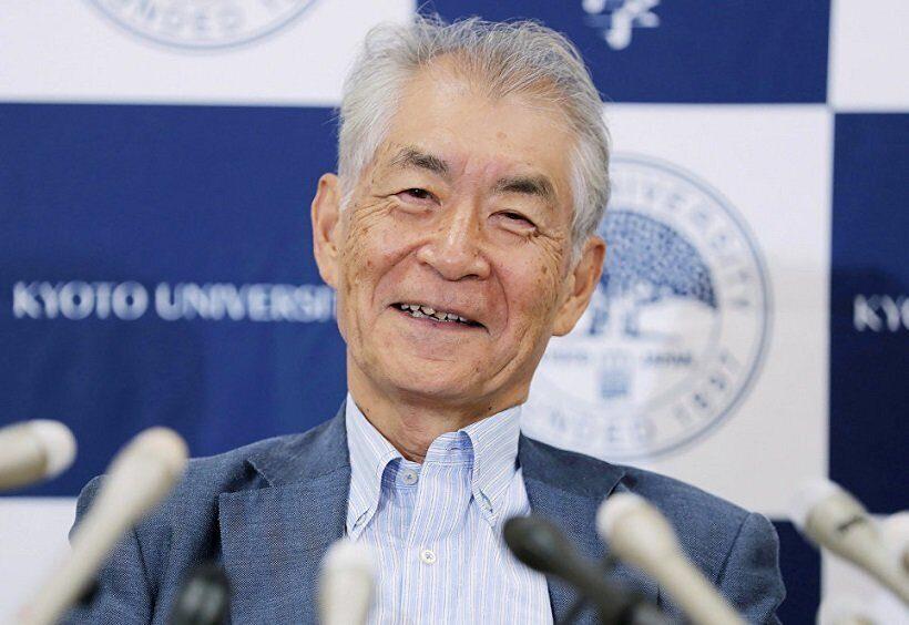 Японский ученый Тасуку Хондзё