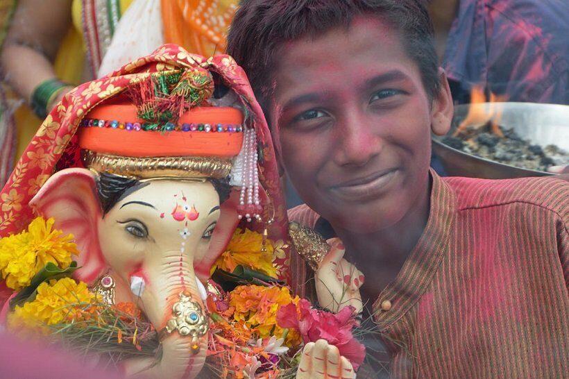 фестиваль Ганеша-Чатуртхи