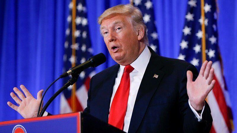 Трамп пообещал начать выплату госдолга США