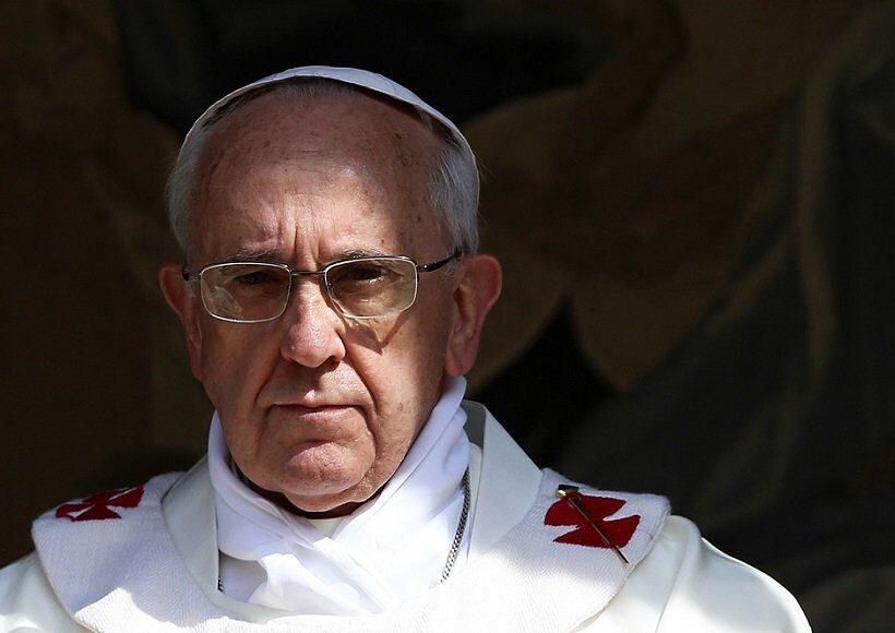 Папа Франциск призвал молодежь уважать родителей