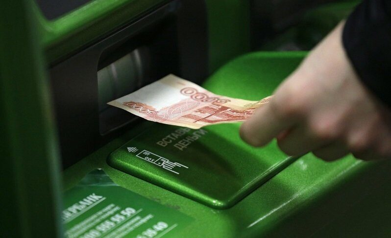 Два жителя Усть-Илимска обманули Сбербанк