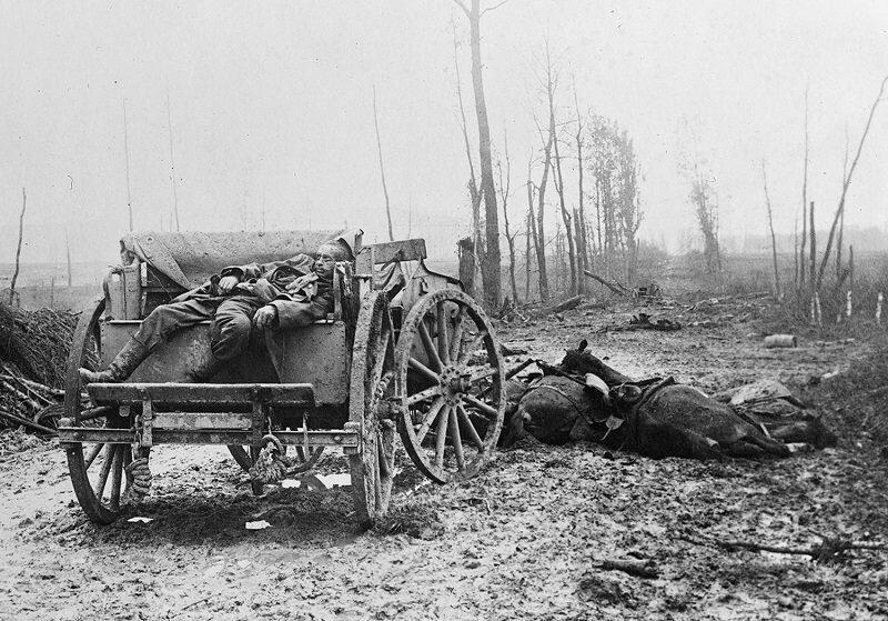 Первая мировая война 100 лет после окончания