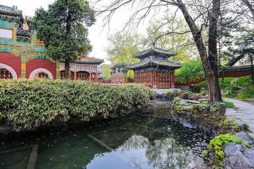 парки в Китае