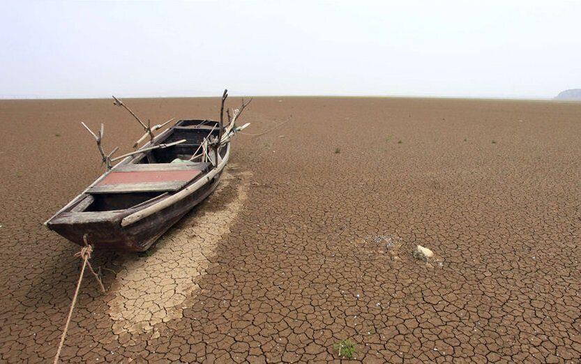 Засухи приводят к увеличению концентрации двуокиси углерода в атмосфере