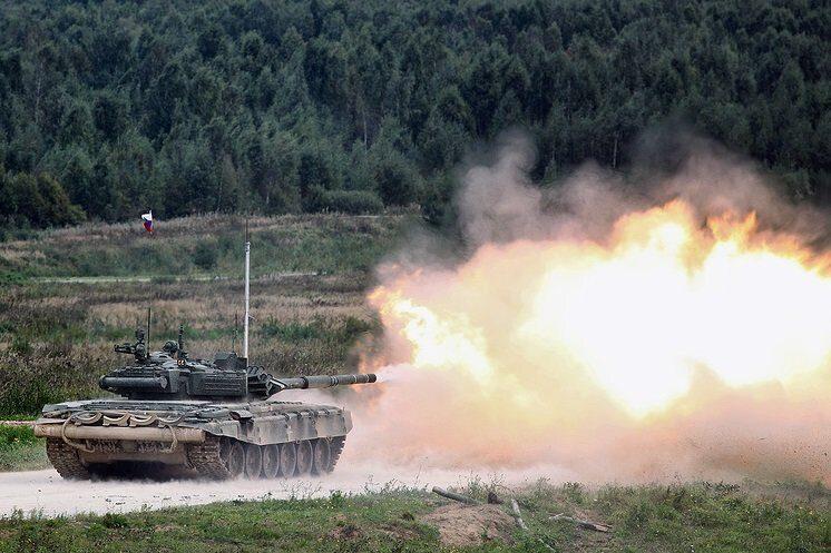 летающий танк Т-72Б3
