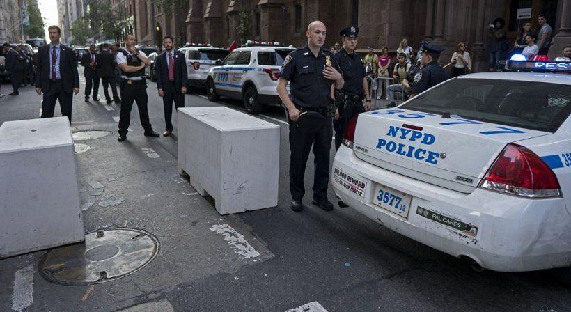 Первые за25летвыходные вНью-Йорке прошли безстрельбы