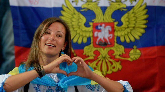 Социологи зафиксировали рост числа симпатизирующих России граждан Украины