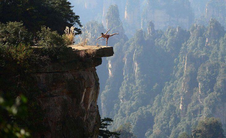 лесной туризм в Китае набирает популярность