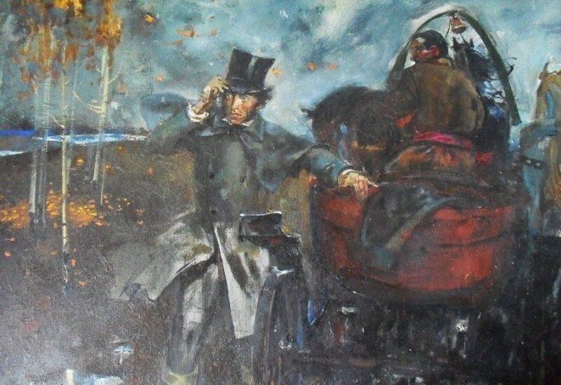 Как Пушкин ревизором был и перепугал Оренбург