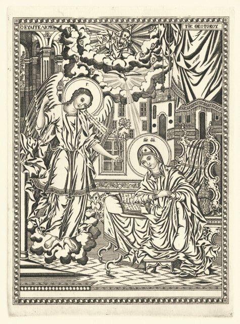 Копии икон со Святой горы Афон в Греции передали в дар Музею мира и согласия в Астане 1