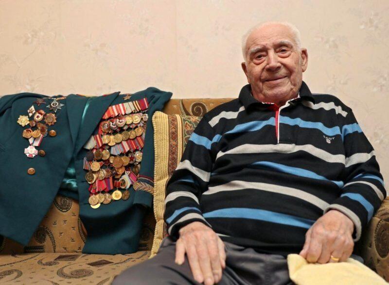 генерал-лейтенант Ашот Аматуни