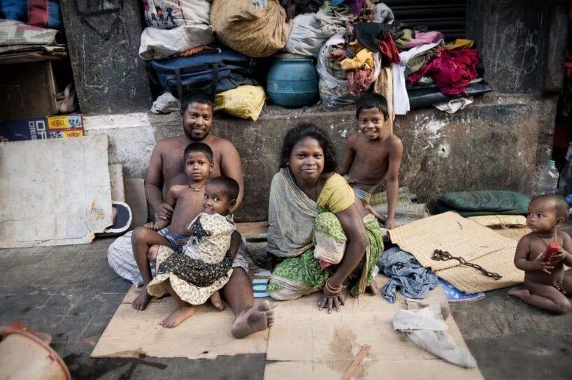обычная жизнь в Индии