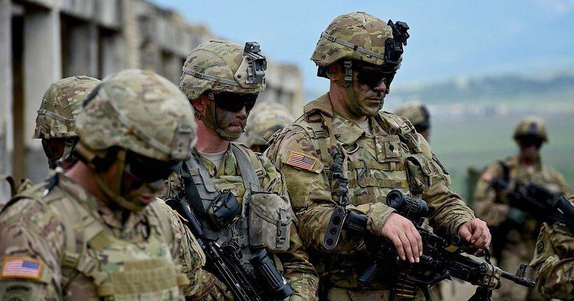 Почти половина военных США уверены в скором начале крупной войны