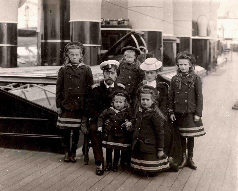 гибель российского императора Николая II